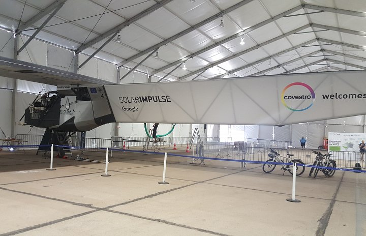 Solar Impulse Round The World Mission