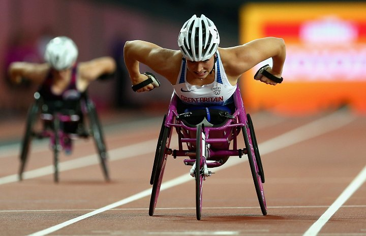 World Para Athletics Championships London 2017: EFM Global Announced as National Logistics Supplier