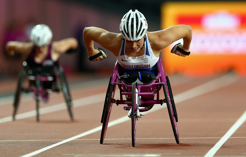IPC World ParaAthletics Championships 2017 London