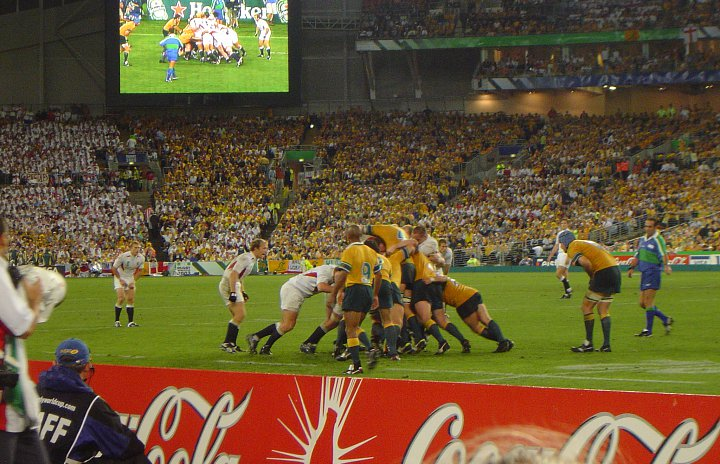 EFM and International Rugby: tackling logistics head on