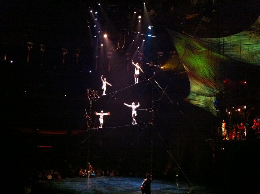 Cirque Du Soleil's Human Resource Management Practices