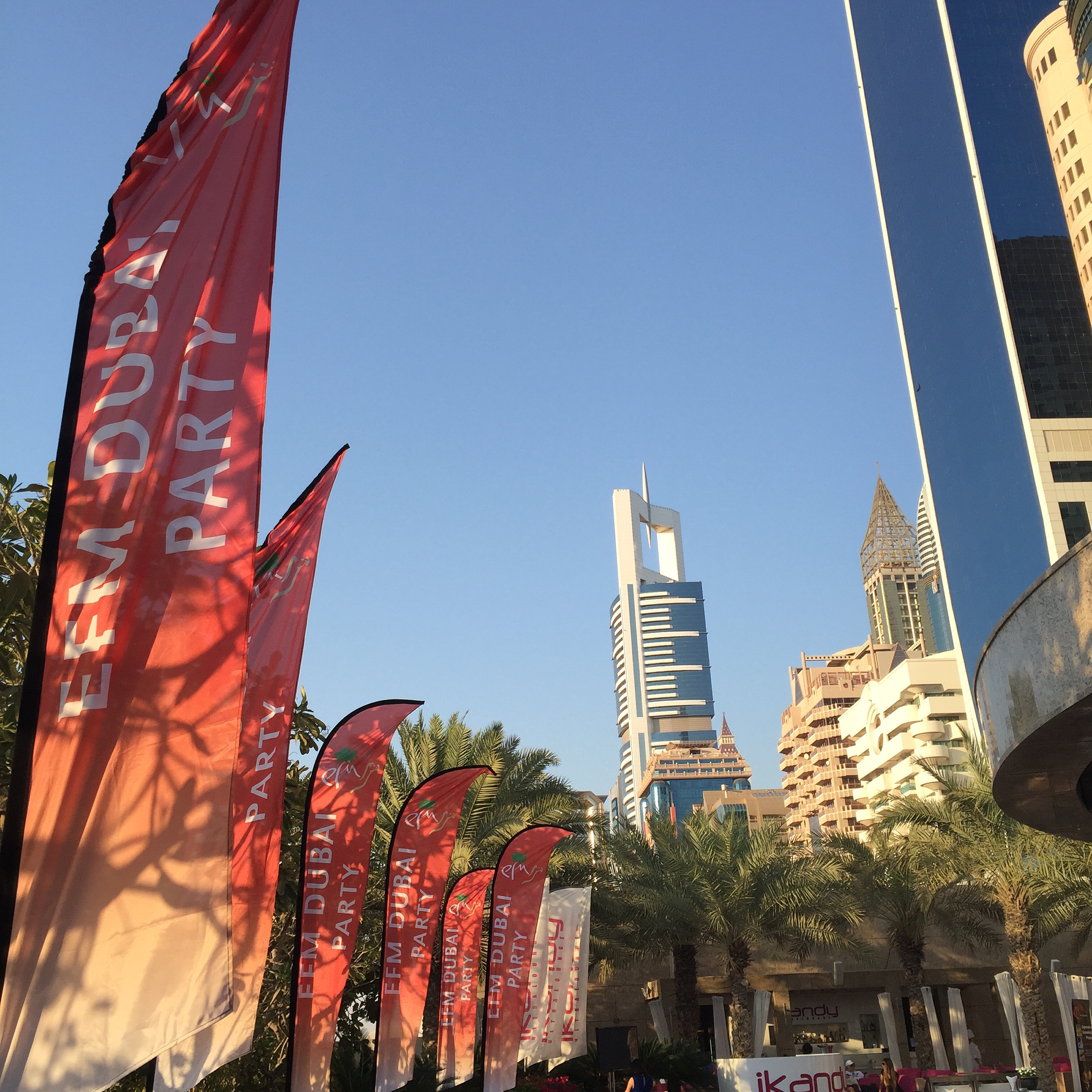 Events and Exhibitions | EFM Event Logistics for